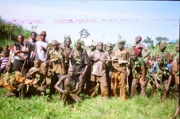 Prise à Bunagana dans le Rutsuru