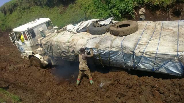 les routes  causent problemes à MASISI (5)