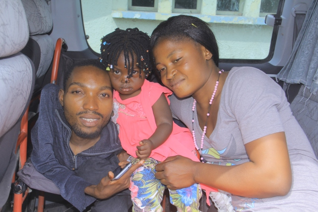 prince mundenga et sa femme Flora